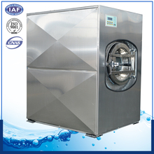 non electric front loading professional washing machine