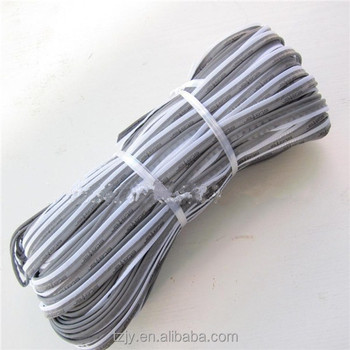 Made In China Excellent Material Reflective Piping Cord For Clothing and Bag