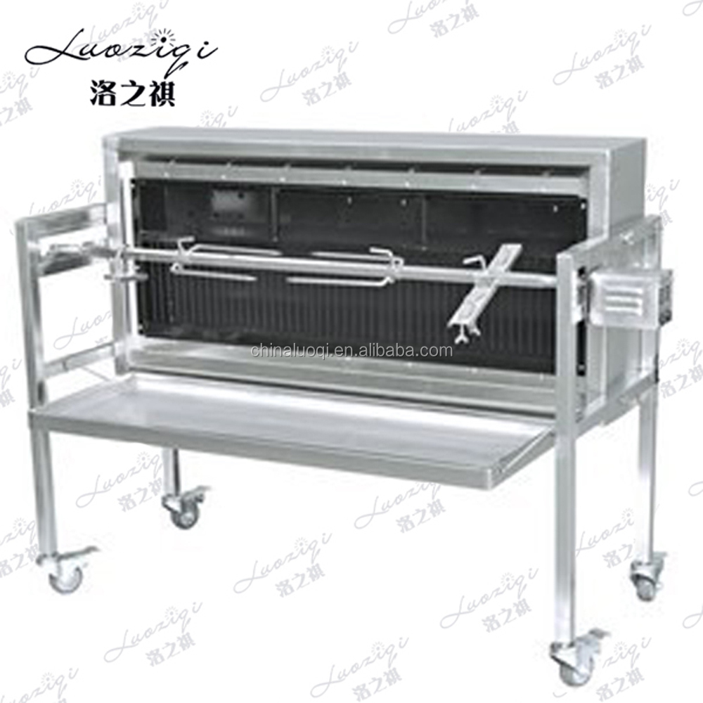 commercial design BBQ products stainless steel charcoal bbq grills