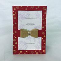 Menu style indian wedding invitation cards,scroll wedding invitations