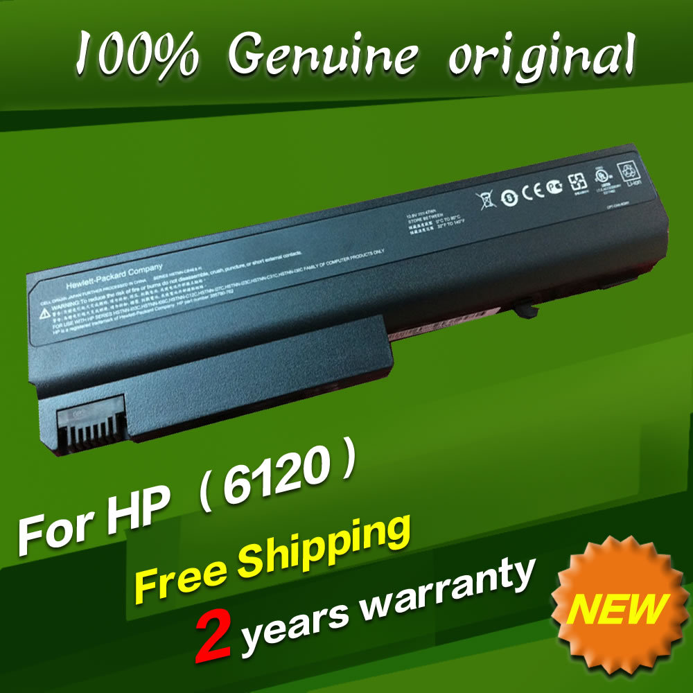 Free shipping Original laptop Battery For Hp Business Notebook NC6200 NC6220 NC6230 nc6300 nc6320 NC6400 NX5100