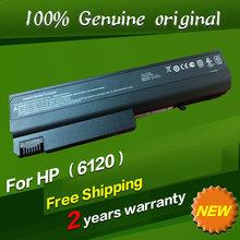 Free shipping Original laptop Battery For Hp Business Notebook NC6200 NC6220 NC6230 nc6300 nc6320 NC6400 NX5100 NX6100 NX6105