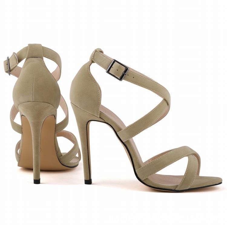 Wholesale New 2015 Eur Women Personality Wedding High Heels ...