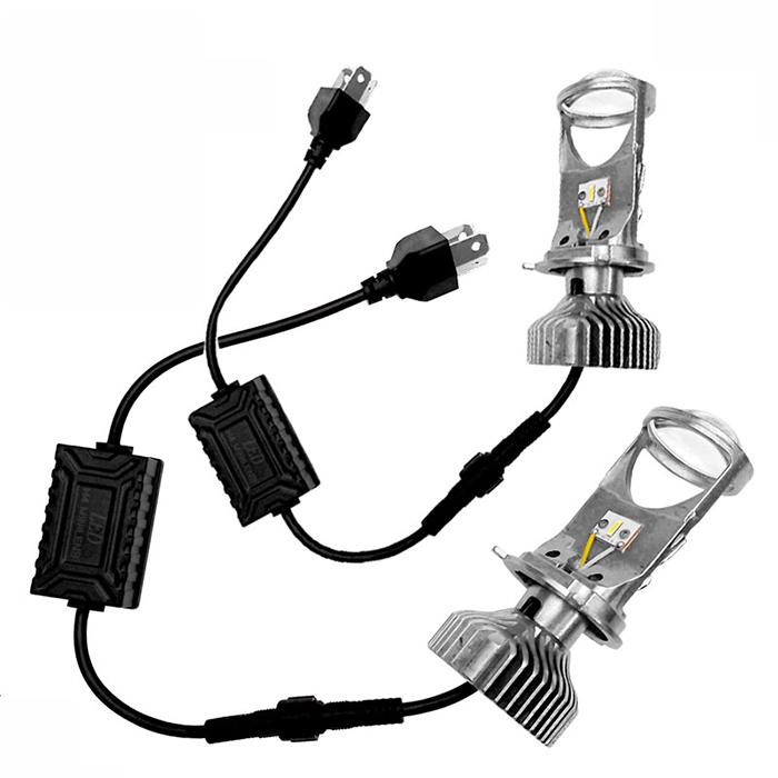 2pcs H11 Led 36w 8000lm Headlight Car Hi/lo Beam Auto Bulbs 6000k Car Led Headlight Bulbs Car Light Auto Accessories Automobiles & Motorcycles