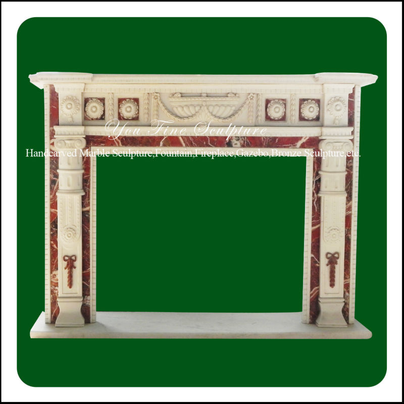 Classic bio ethanol marble fireplaces china