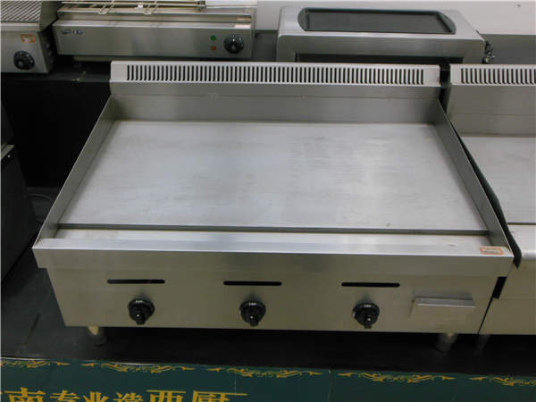 Bn 722 Counter Top Stainless Steel Gas Grill For Kitchen