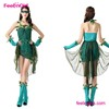 New Design No MOQ Cheap Christmas India Dance Costumes For Women