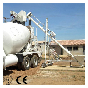 Low Noise Spiral Cement Screw Conveyor for Sale