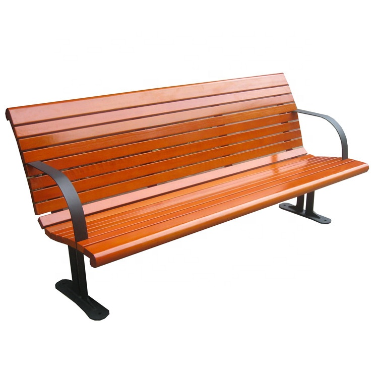 Used Wooden Ping Mall Benches Park