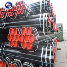 Type E Grade A & B ASTM A-53 API 5L Seamless Steel Pipes / pipe / Tube