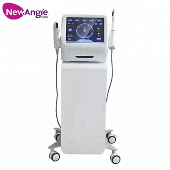 High frequency professional 2 in 1 hifu vaginal tightening machine
