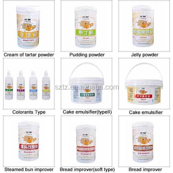 Food Grade Powder Form Color Food Additives Coloring Type For Cake ...