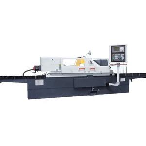 QMK8332B 1500mm CNC pointtracking crankshaft grinding machine