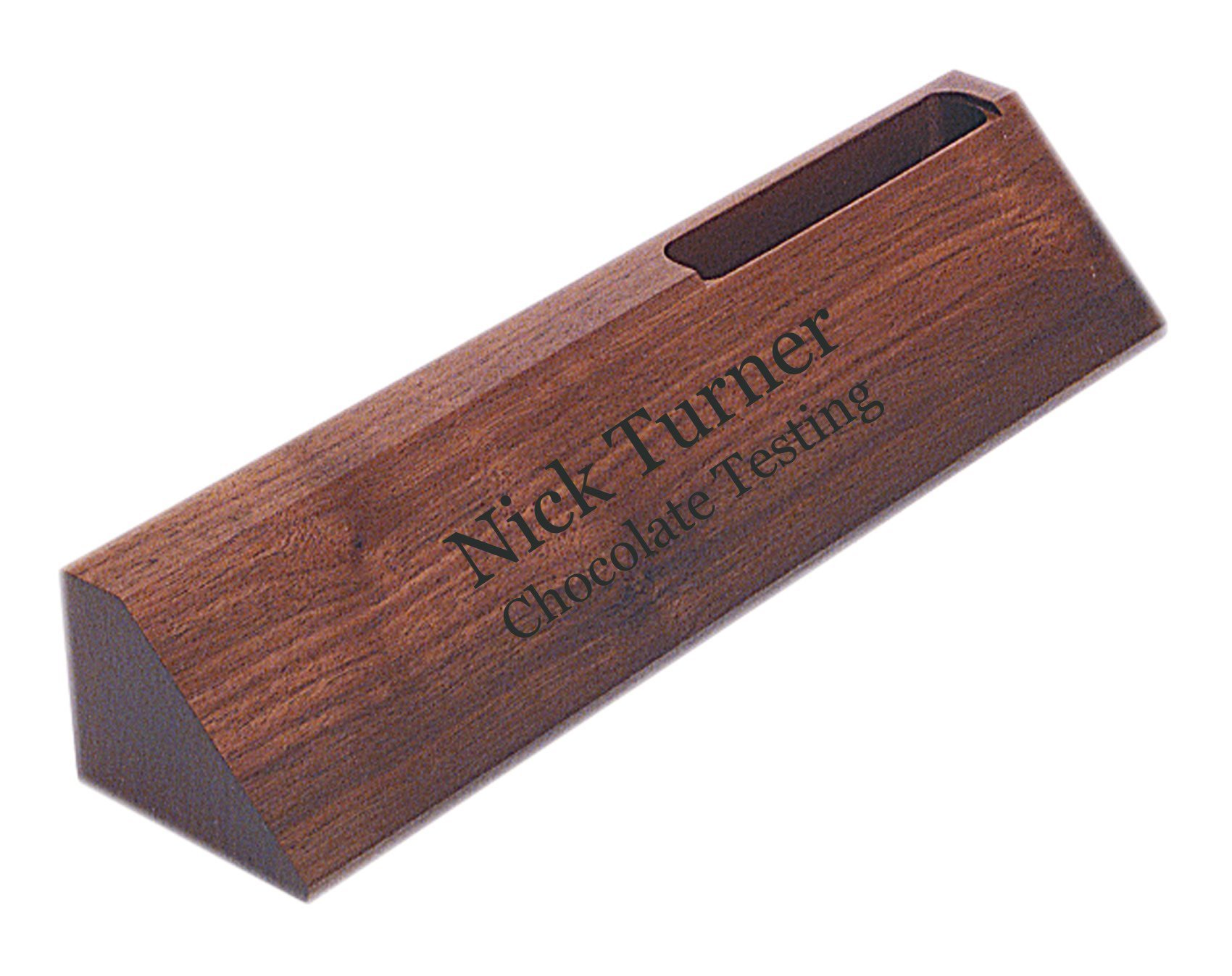 Buy personalized business desk name plate with card holder personalized office desk name plate over 30 different design business card holder 10 colourmoves