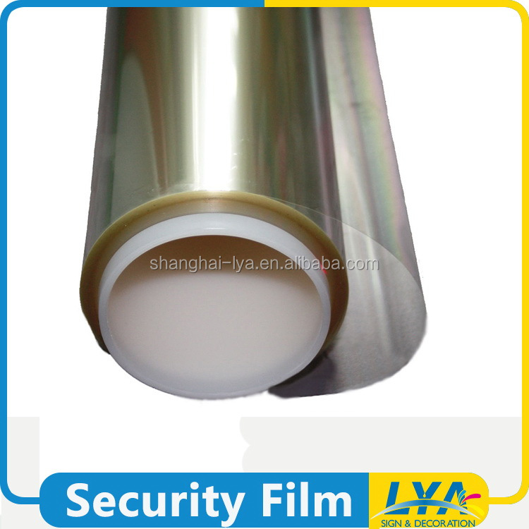 China factory promotional anti glare security film