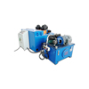 Hydraulic Bend Art Stainless Steel Iron Bending Machine W24-30