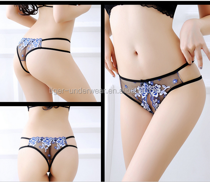 Fashion Lady Thongs Women's G-string Sexy Panties Knickers Lingerie Underwear