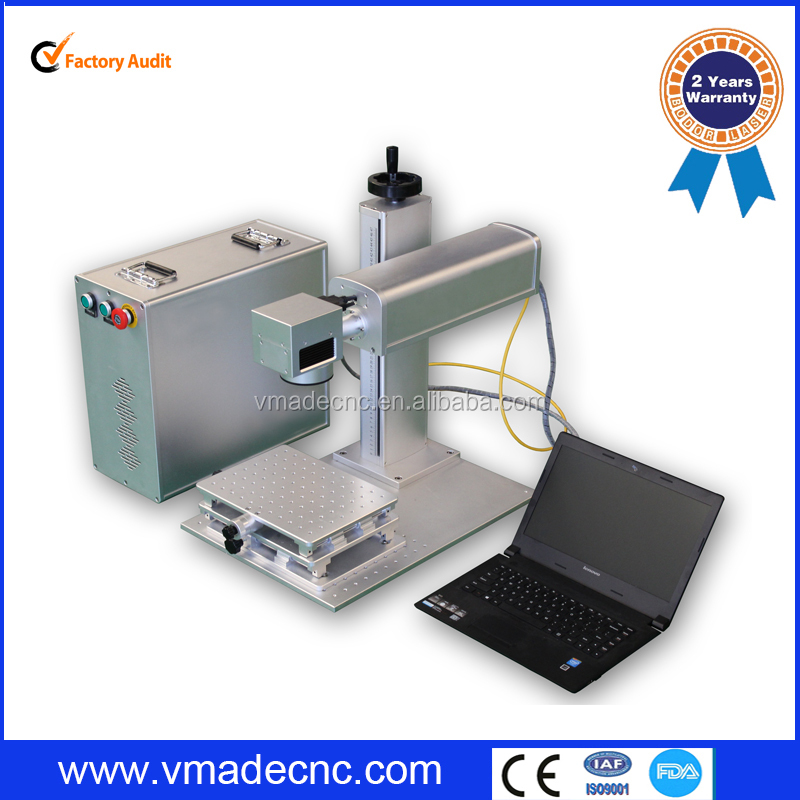 factory price jewerly fiber laser marking machine metal color marking looking for distributors