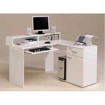 Small E Save Wooden Computer Table Design Office Desk Sz Od169 View Sun Gold Product Details From Foshan Furniture