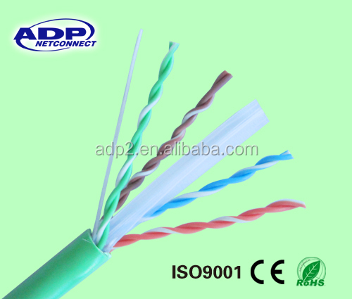 High-end d-link 23awg cat6 lan cable with best price