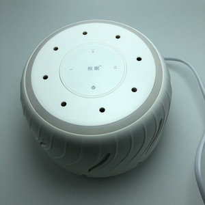 2019 new product mini sound quality atmosphere audio spa white noise machine for fast sleeping