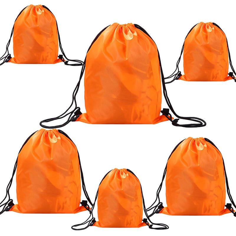2018 multicolor fashion school kordelzug rucksack tasche schuh rucksack solide kordelzug taschen bolsa cordones mochila