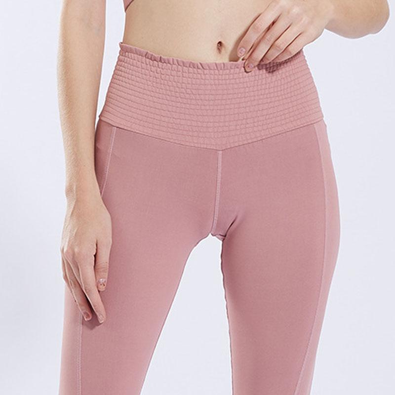 d993e3bb6efe0 Wholesale Sports Leggings New Style Workout Running Yoga Pants Fitness  Leggings for Girls With Bra Set