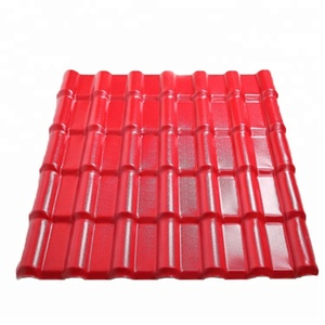 Plastic Ridge Tile Hot Selling Price Of Asa Roofing Sheet In Kerala