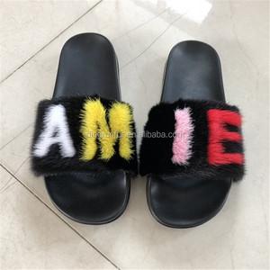 4b8bd4eb4 Fur Slides Wholesale, Slides Suppliers - Alibaba