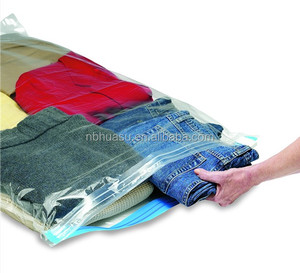 vacuum bag saver saving storage space