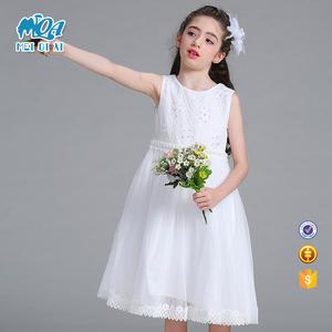 63ef5627ed2 Kids Dress White