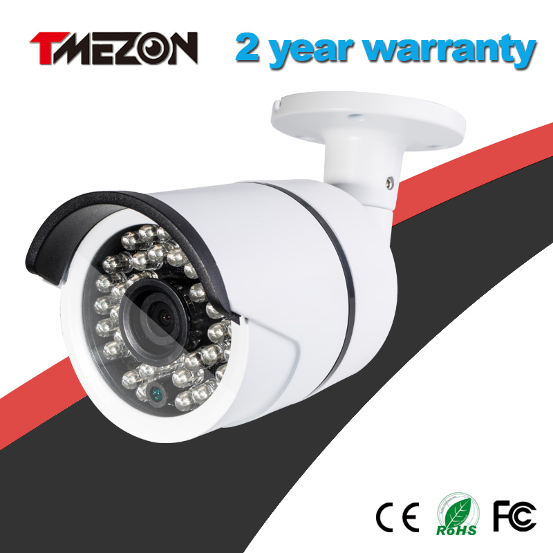 TMEZON 2.0 Mega Pixels Infrared IR Weatherproof Outdoor AHD Security HD Camera 8536E (MZ-CA-BAH3320BV)