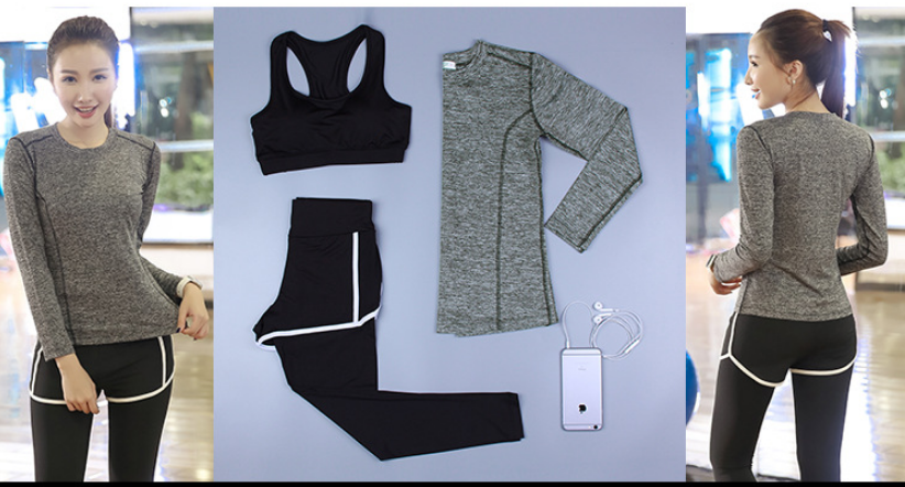 Fitness Suits Yoga Clothing 3