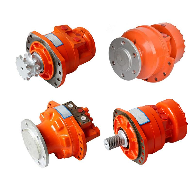 Replace radial piston hydraulic motor spare parts of rexroth mcr03/mcr10/mcr05 hydraulic motor