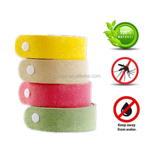 100% Natural plant extraction of anti mosquito band for killer mosquito