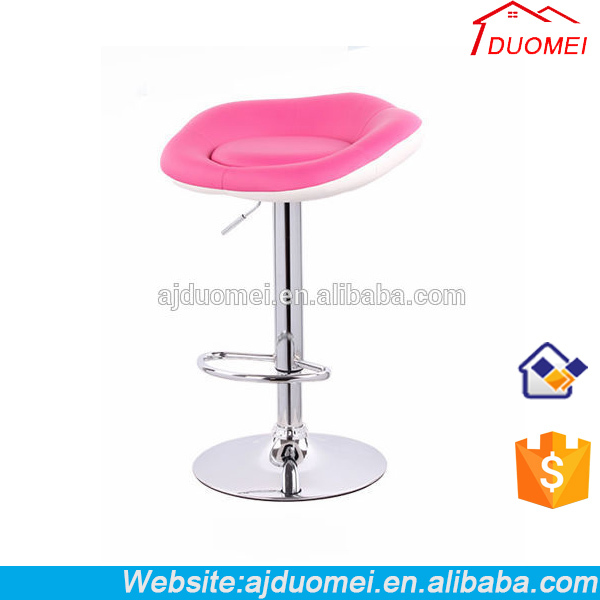 2013 Special Design Flower Style Leather PU Bar Stools for KTV/Kitchen/Cafe