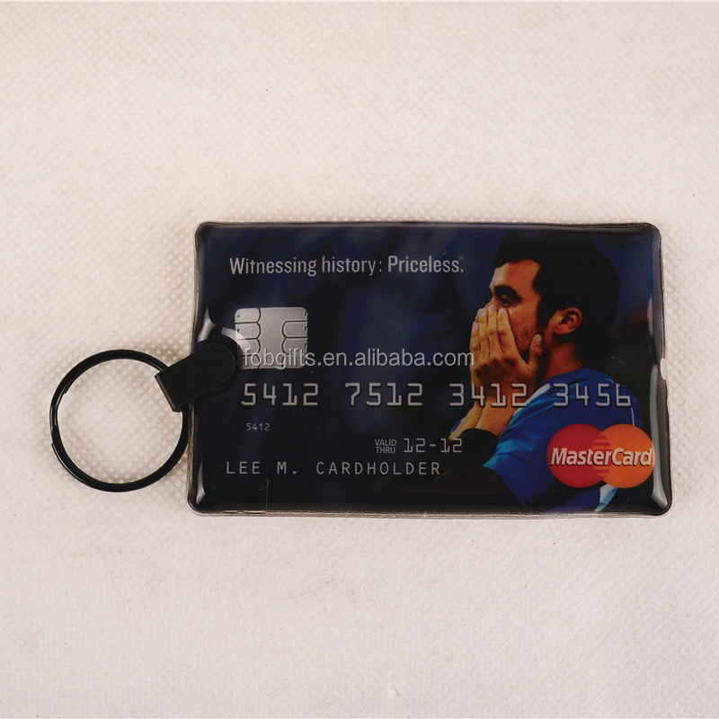 Wholesale Key Ring Chain/led Key Chain/keychain Business Cards ...