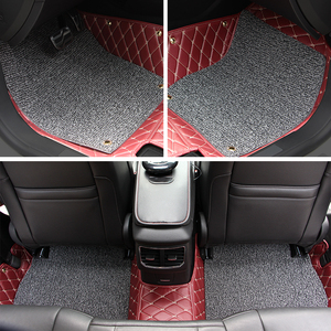 Automotive Floor Carpet For Chevrolet Camaro 2010-
