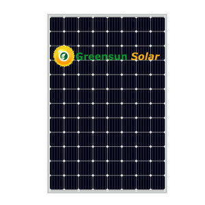 Greensun mono 48v solar panel 500w for solar home power system