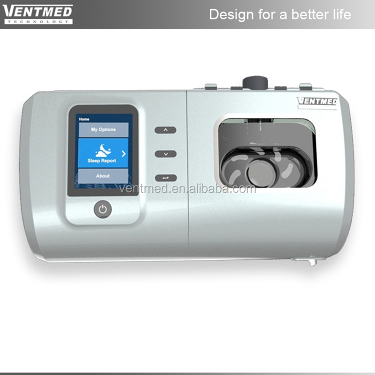 CE approved air breathing apparatus AUTO CPAP machine