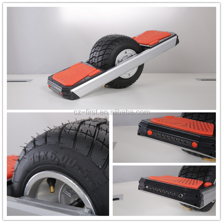 Surf Drift One Big Wheel Balance Board Electric Skateboard Dropship