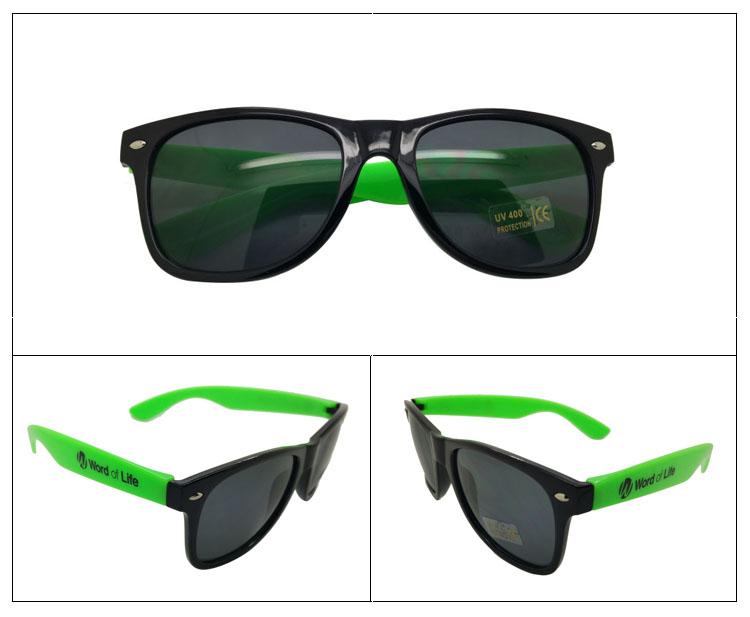 Free sample custom sunglasses with logo import sunglasses