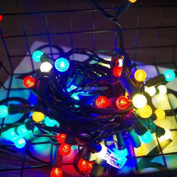 Led String Lighting For Halloween Graveyards Bedroom Decoration