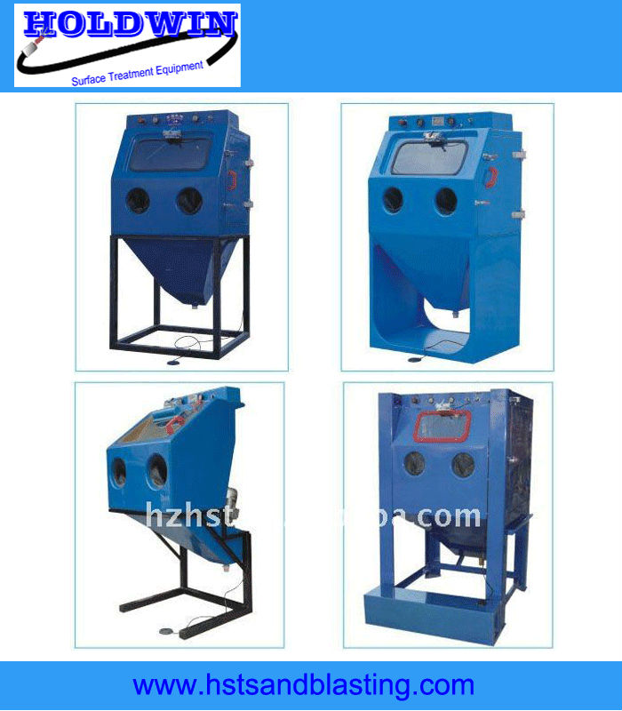 popular wet sand blasting equipment with low cost