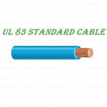 UL 83 Standard Cable TW Building Wire with PVC Insulation