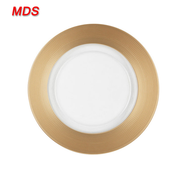 China Charger Plate In Glass Wholesale 🇨🇳 - Alibaba