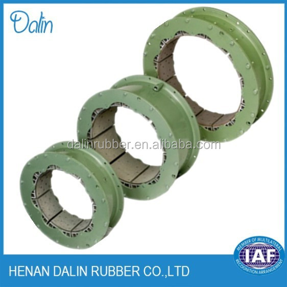 Rotary drum clutch and brake/pneuamtic/airing series