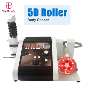 5D Roller starvac sp2 lymphatic drainage vacuum roller massage infared therapy body slimming machine