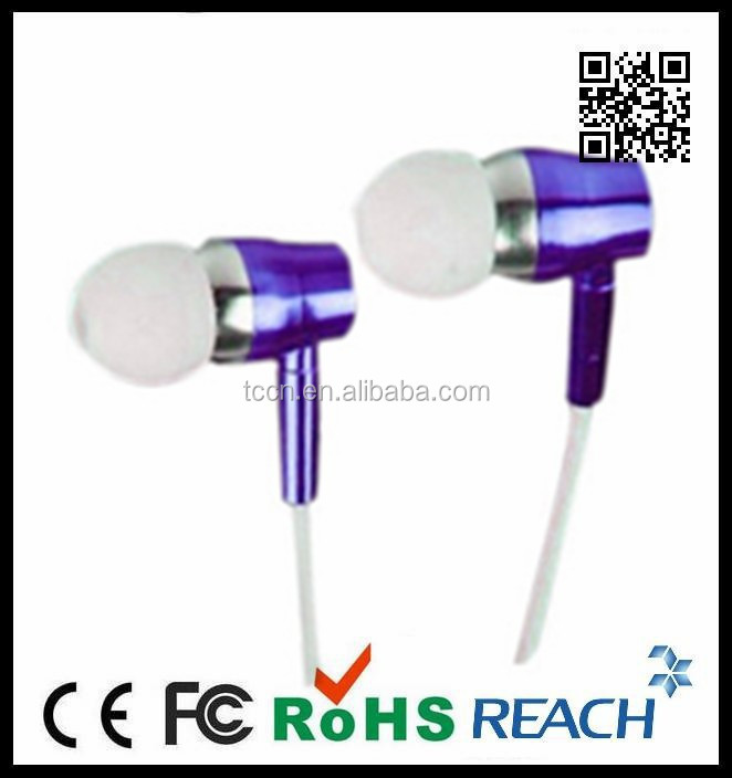 Cell phones headset accessories from ear headset factory