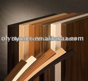 Laminate Edge Strips,Plastic Shelf Edge,Decorative Wood Furniture Trim -  Buy Laminate Edge Strips,Pvc Laminate Edge Strips,Pvc Edging Band Product  on